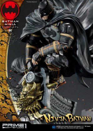 La statuette Batman Ninja de Prime 1 Studio dévoilée 29