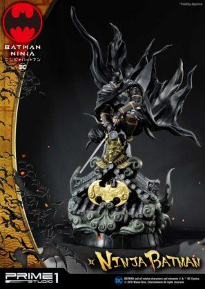 La statuette Batman Ninja de Prime 1 Studio dévoilée 30