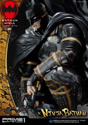 La statuette Batman Ninja de Prime 1 Studio dévoilée 31