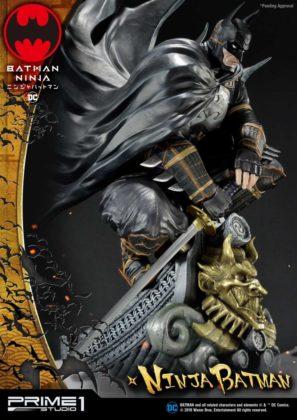 La statuette Batman Ninja de Prime 1 Studio dévoilée 32