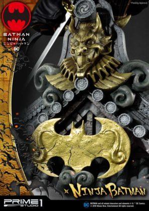 La statuette Batman Ninja de Prime 1 Studio dévoilée 33