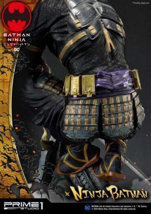 La statuette Batman Ninja de Prime 1 Studio dévoilée 34
