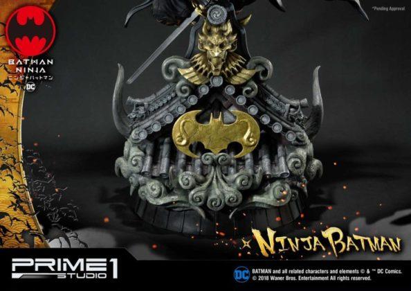 La statuette Batman Ninja de Prime 1 Studio dévoilée 36