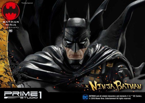 La statuette Batman Ninja de Prime 1 Studio dévoilée 37