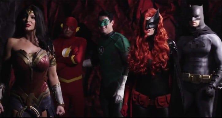 Off My Mind - Justice League XXX: An Axel Braun Parody 10