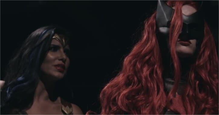 Off My Mind - Justice League XXX: An Axel Braun Parody 7