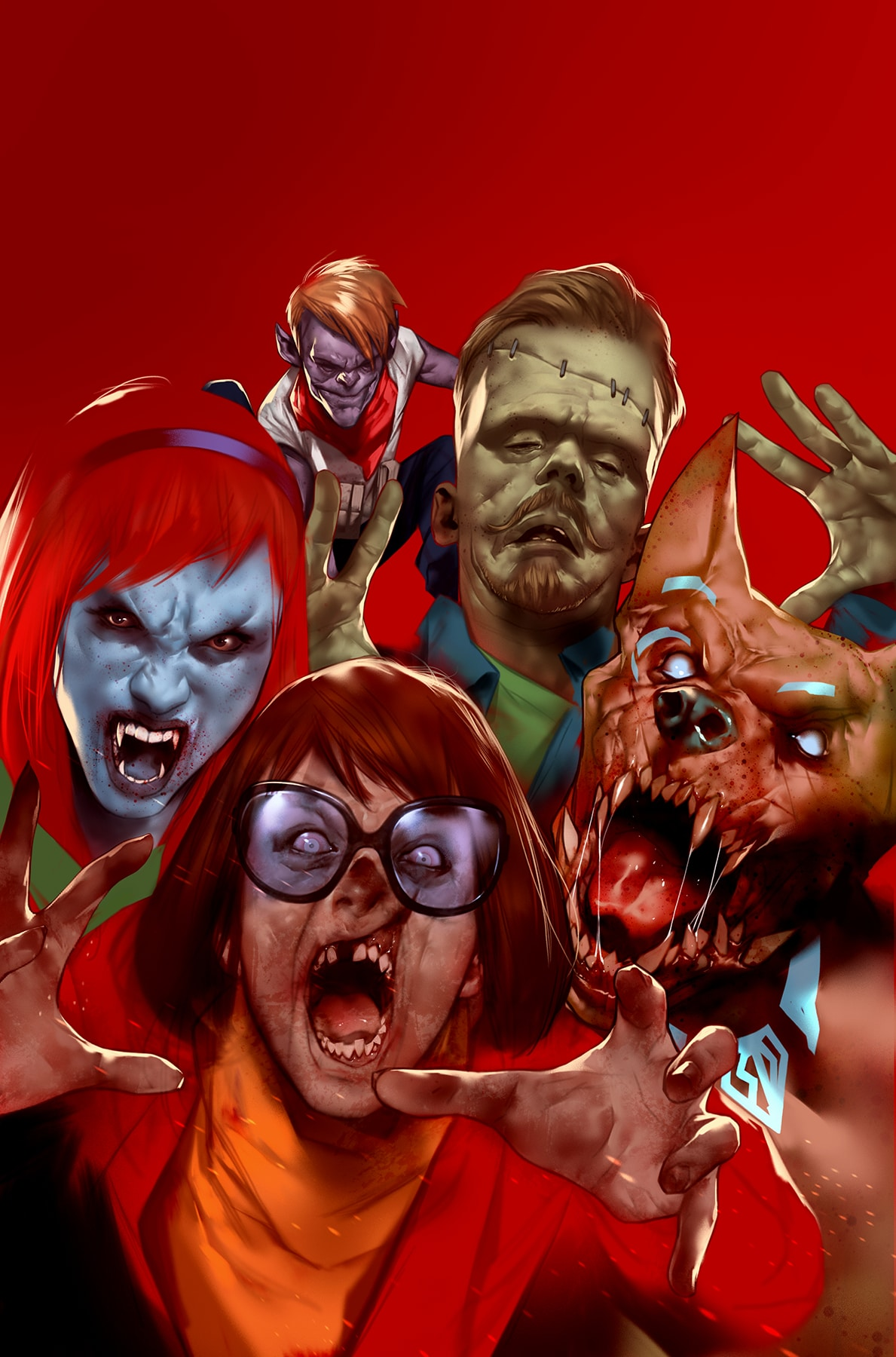 review SCOOBY-APOCALYPSE #22