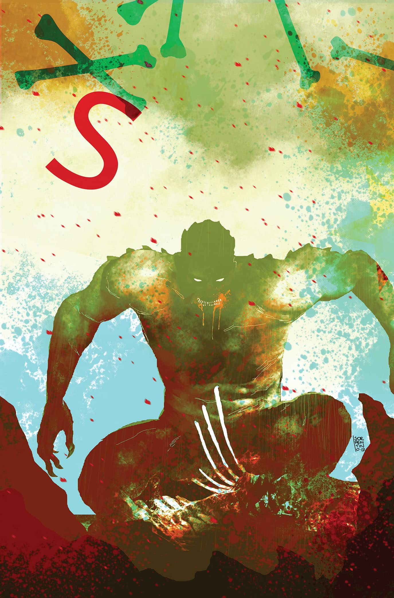 review SUICIDE SQUAD #35