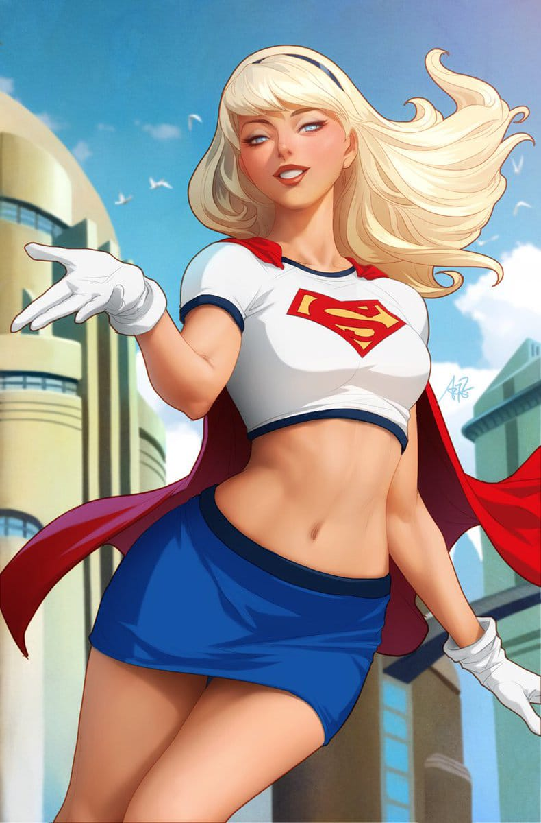 review SUPERGIRL #18