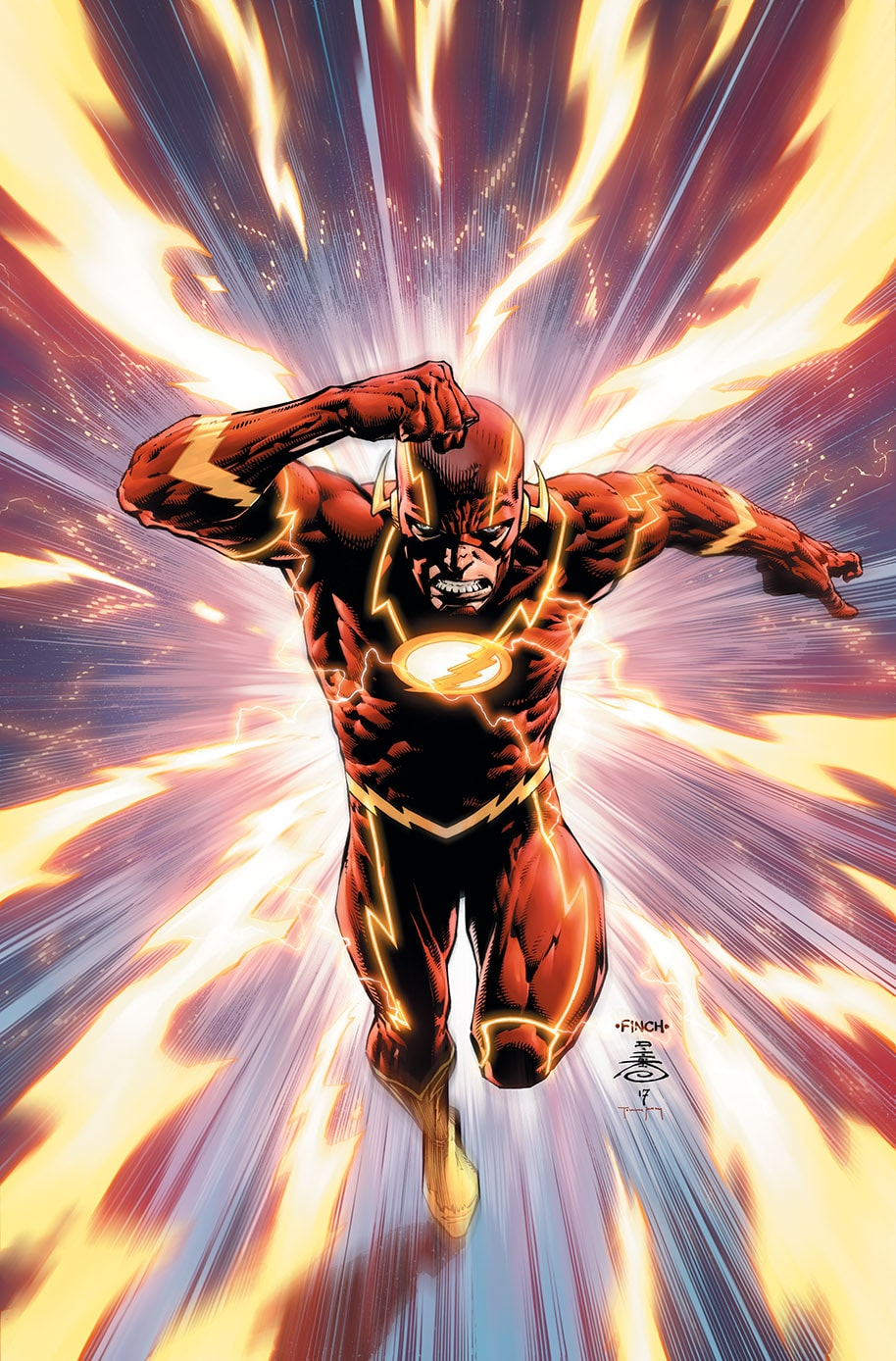 review THE FLASH #40