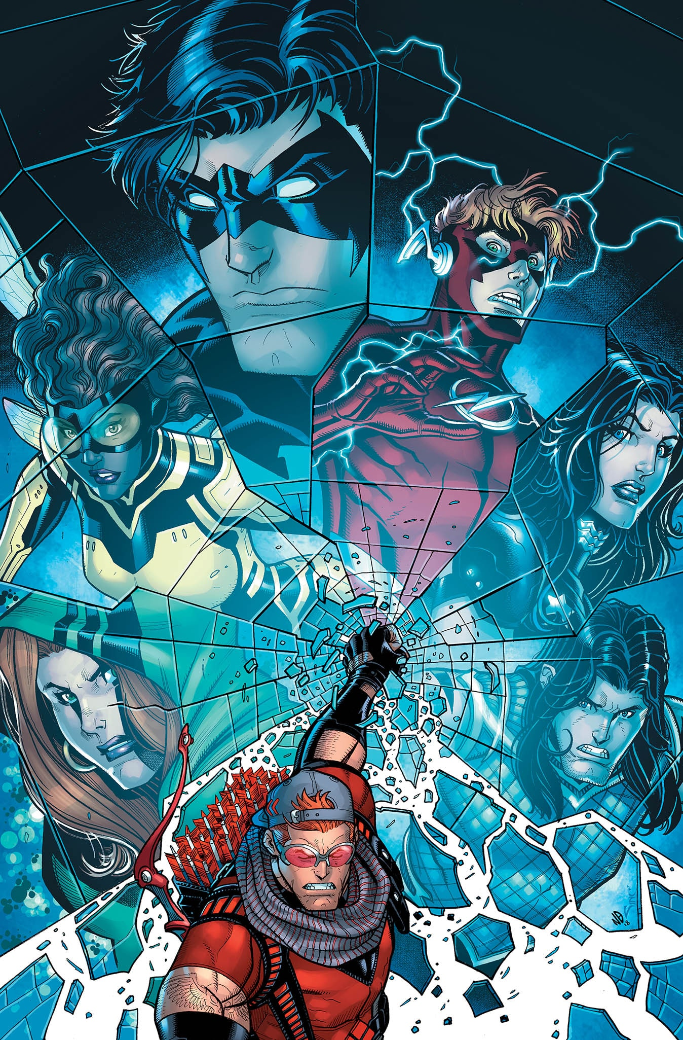 review TITANS #20