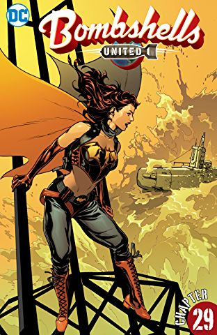 review BOMBSHELLS UNITED #26