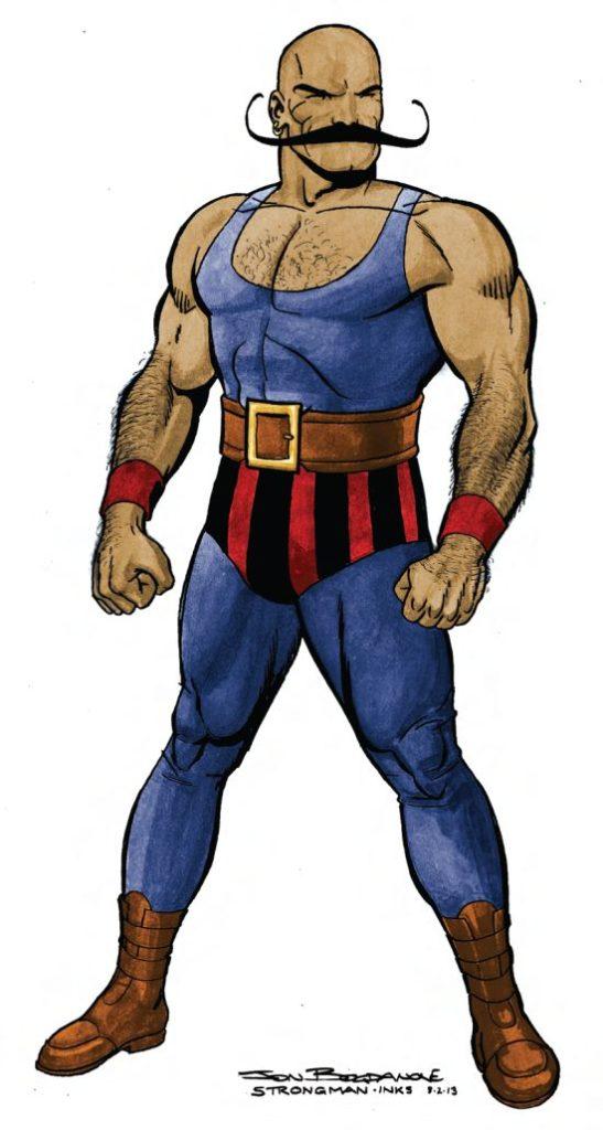 Dossier - Pourquoi les super-héros portent-ils un slip ? 34