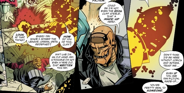 Review VO - JLA/Doom Patrol Special #1 1