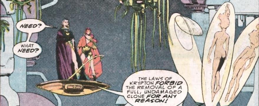 The World of Krypton : Quelles pistes pour la série TV ? 2