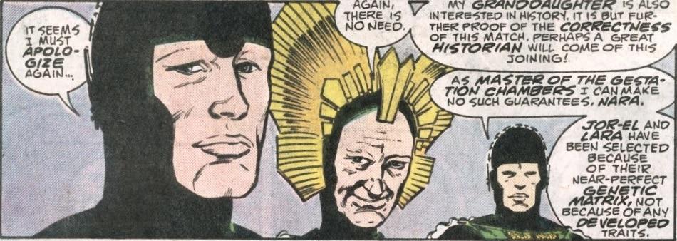 The World of Krypton : Quelles pistes pour la série TV ? 3