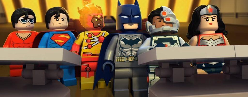 Review TV - Lego DC Comics Super Heroes: The Flash 1