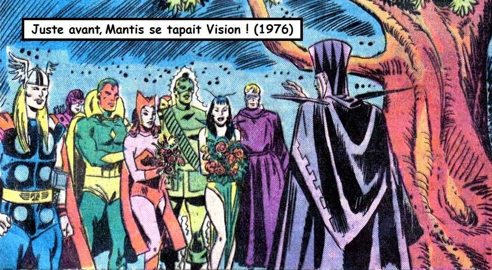 C for Crossover #12 : Mantis (Guardians of the Galaxy) 4