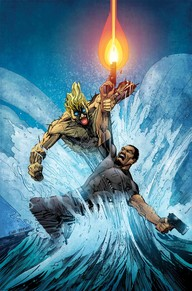 review WILDSTORM : MICHAEL CRAY #5