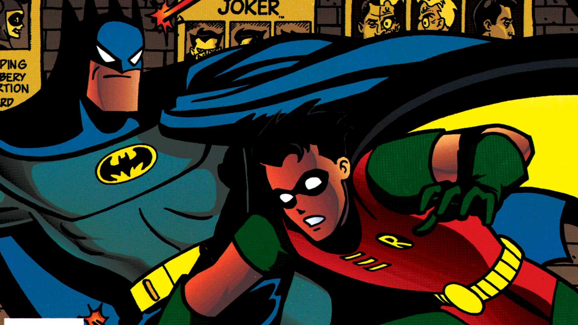 Review vf batman robin aventures volume 1 - Image de batman et robin ...