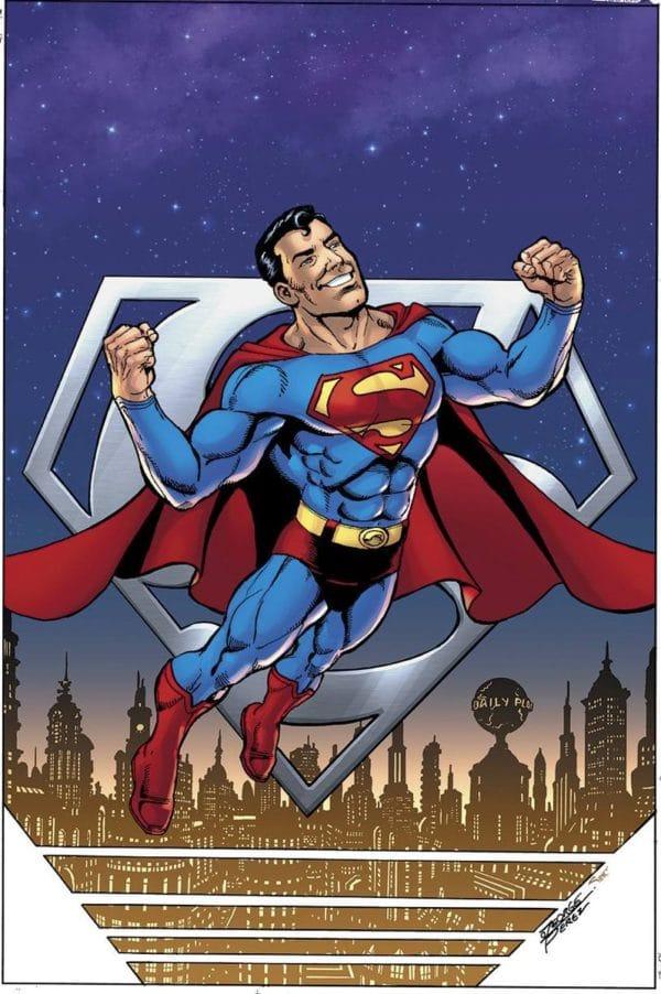 une vingtaine de variant covers pour action comics 1000