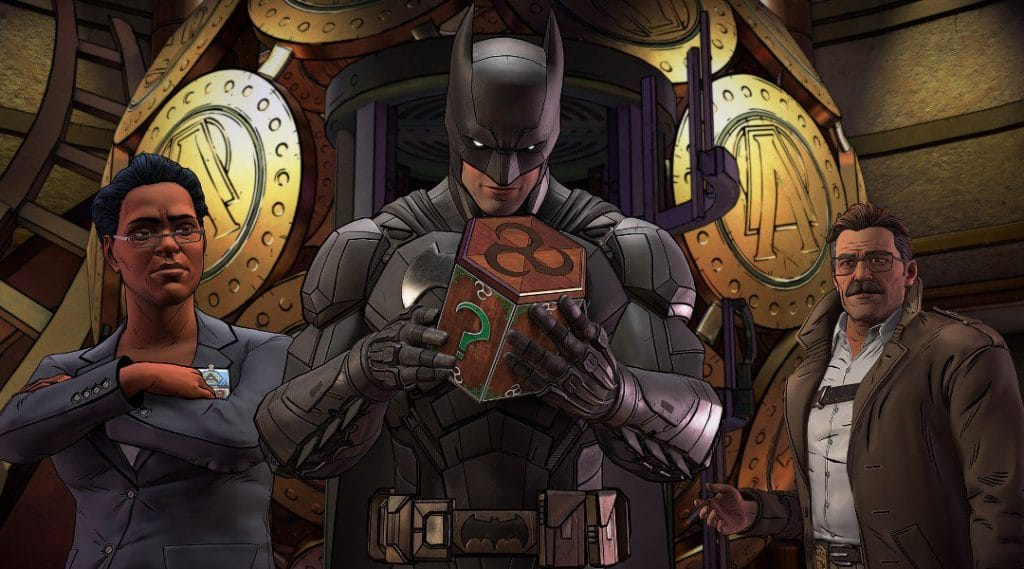 Test - Batman : The Enemy Within (jeu complet) 35
