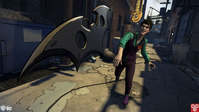 Test - Batman : The Enemy Within (jeu complet) 36