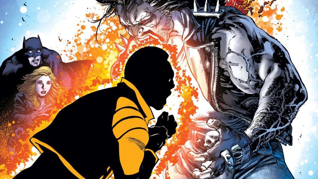 Review VF - Suicide Squad Rebirth #10 2