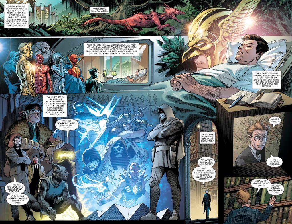 Dossier - Metal, No Justice, New Justice : Quand Snyder brise les limites du DCU 1