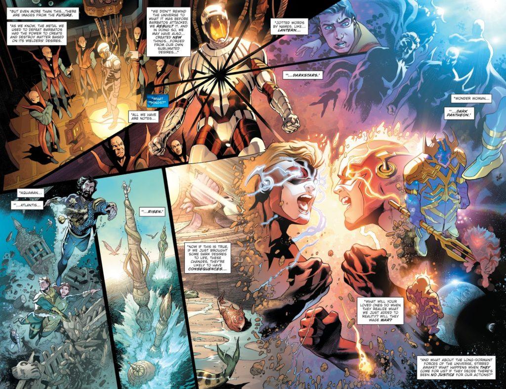 Dossier - Metal, No Justice, New Justice : Quand Snyder brise les limites du DCU 2