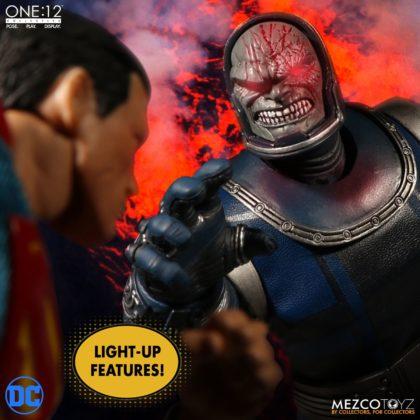 Darkseid débarque dans la collection One:12 de Mezco 8