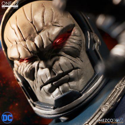 Darkseid débarque dans la collection One:12 de Mezco 1