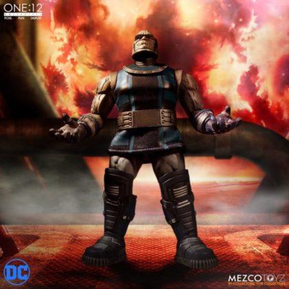 Darkseid débarque dans la collection One:12 de Mezco 2