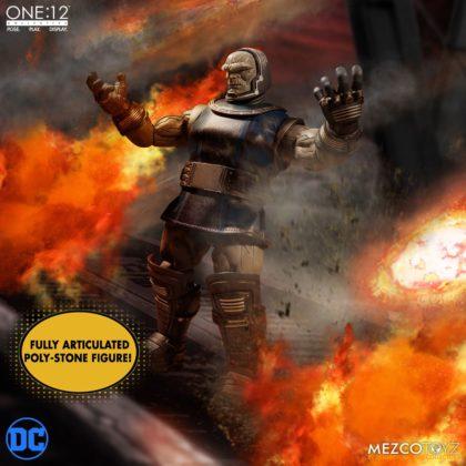 Darkseid débarque dans la collection One:12 de Mezco 4