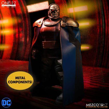 Darkseid débarque dans la collection One:12 de Mezco 6