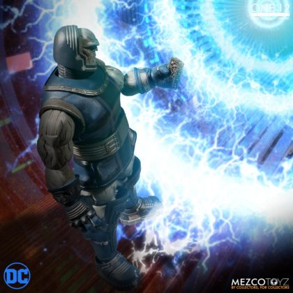 Darkseid débarque dans la collection One:12 de Mezco 7