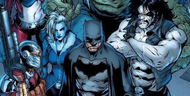 Review VF - Justice League VS Suicide Squad 26