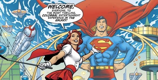 Review VO - Action Comics #1000 35