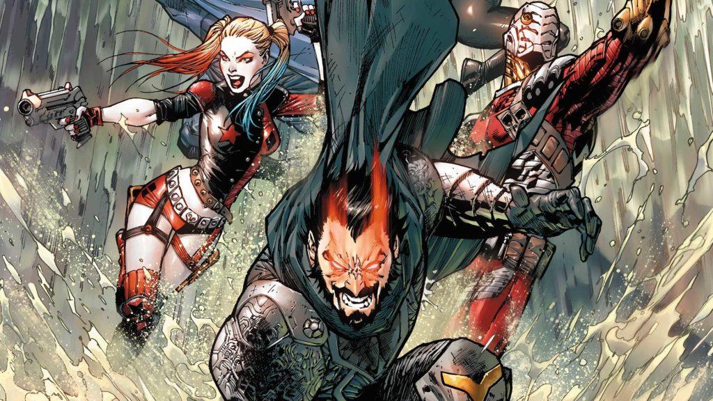 Review VF - Suicide Squad Rebirth #10 1