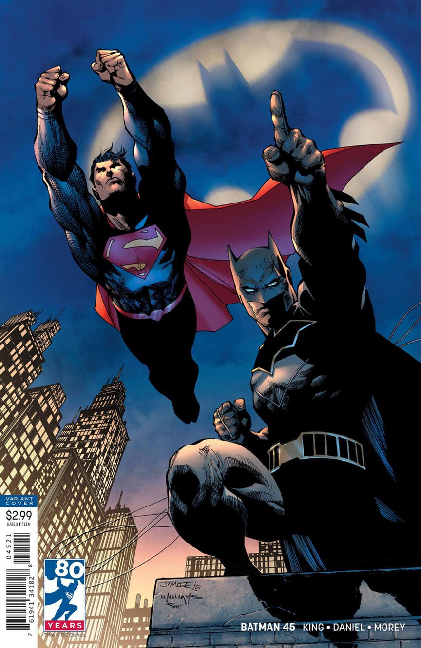 review BATMAN #26
