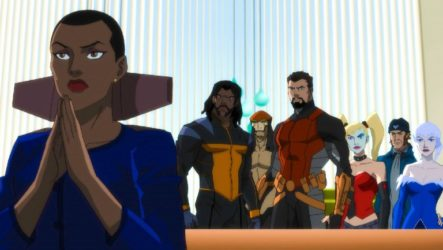Review TV - Suicide Squad : Hell to Pay 1
