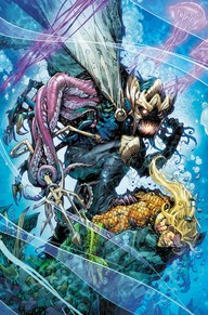 review AQUAMAN #36