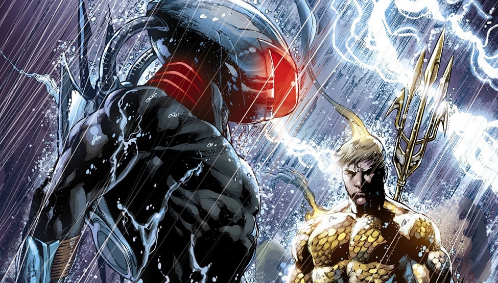 Review VF - Aquaman Intégrale Tome 1 35