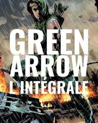 Urban Comics réédite le titre Green Arrow New 52 en intégrale 1