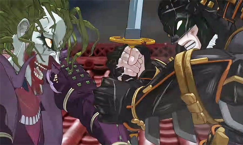Review TV - Batman Ninja 2