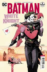review BATMAN: WHITE KNIGHT #8