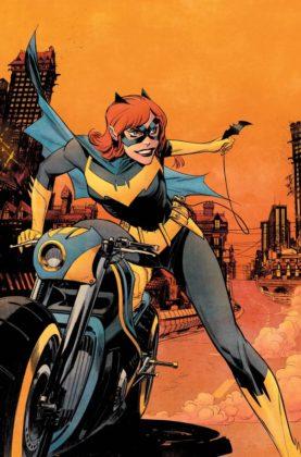 Sean Murphy effectue un relooking pour Batgirl 2