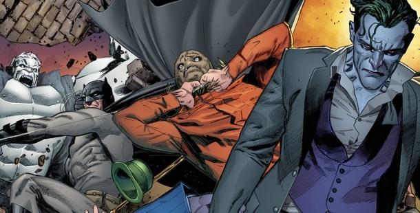 Review VF - Batman Rebirth Tome 4 1