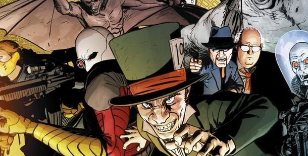 Review VF - Batman Rebirth Tome 4 2