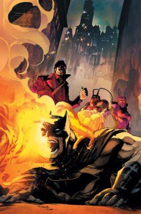James Robinson et Stephen Segovia arrivent sur le titre Detective Comics en septembre 1